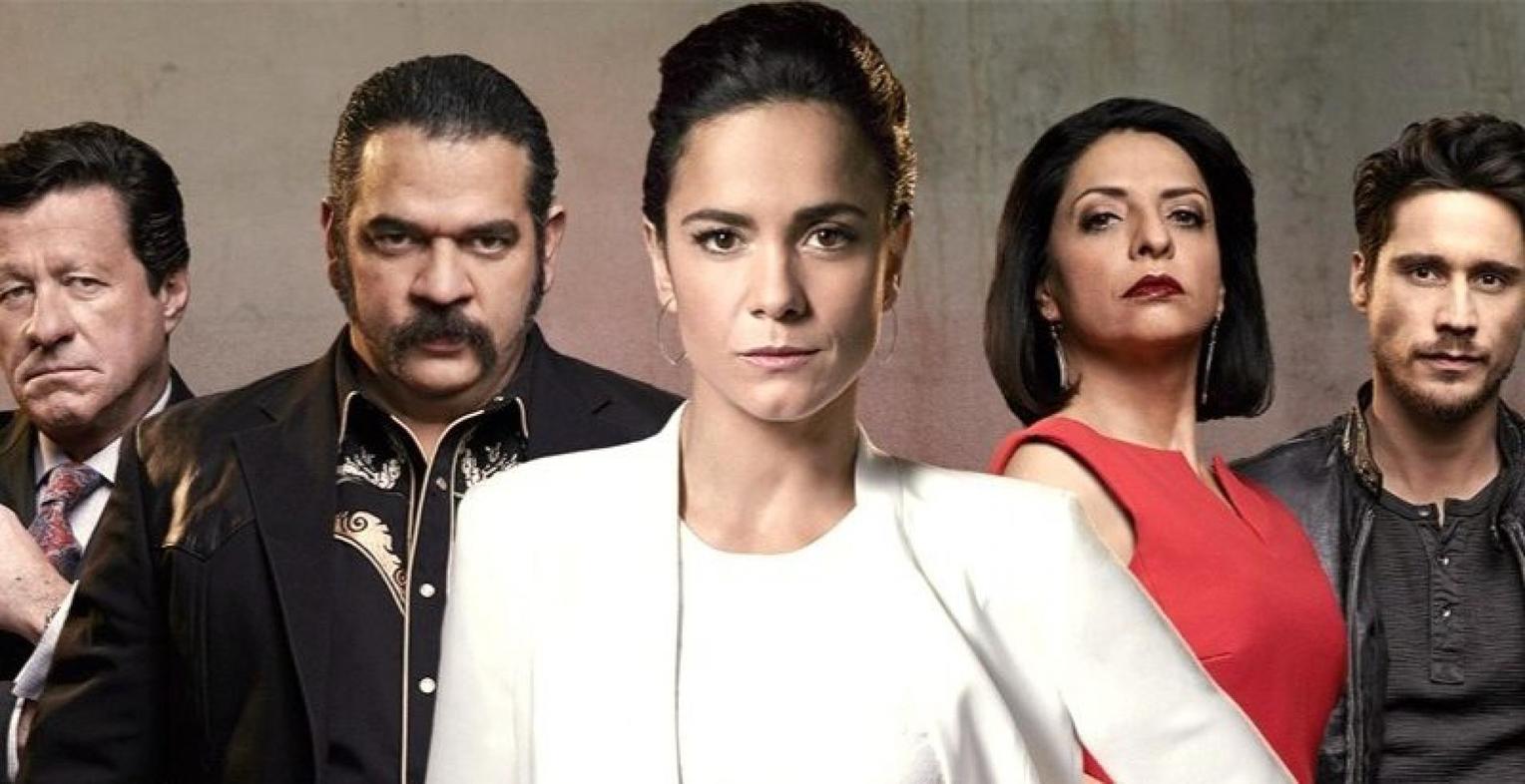 """Série """"A Rainha do Sul"""", com protagonista brasileira, está bombando na HBO"""