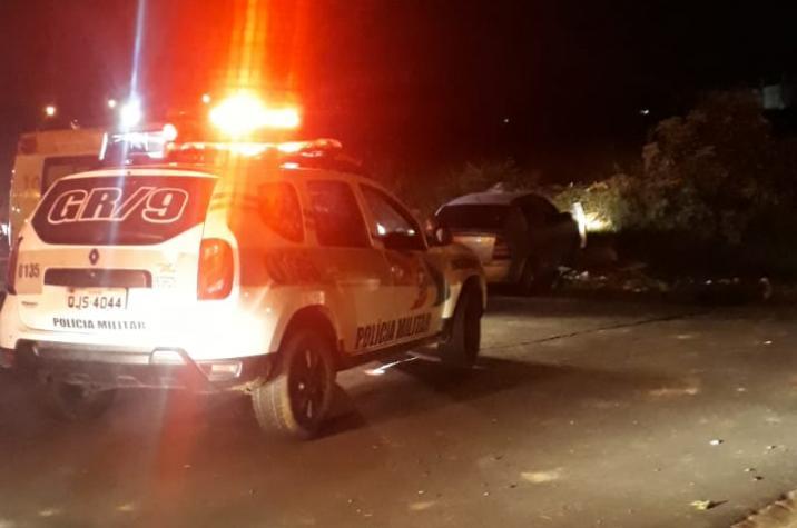 Guarnição Reforçada: em mais uma ação rápida, GR-9 prende assaltantes em Criciúma