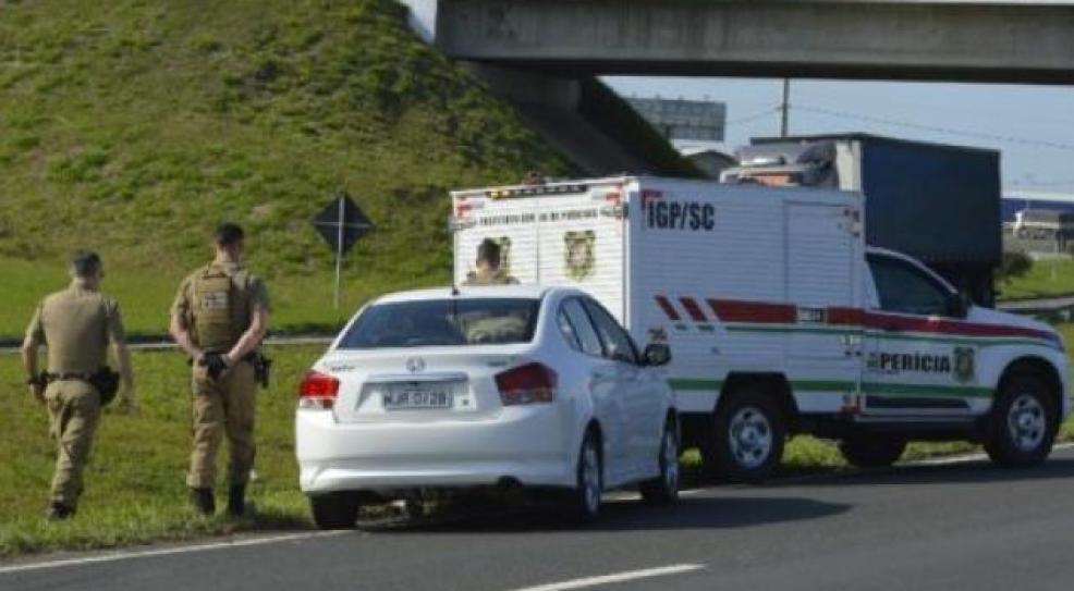 Homem morre atropelado na BR 101