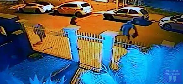 Bandidos assaltam residência em Criciúma