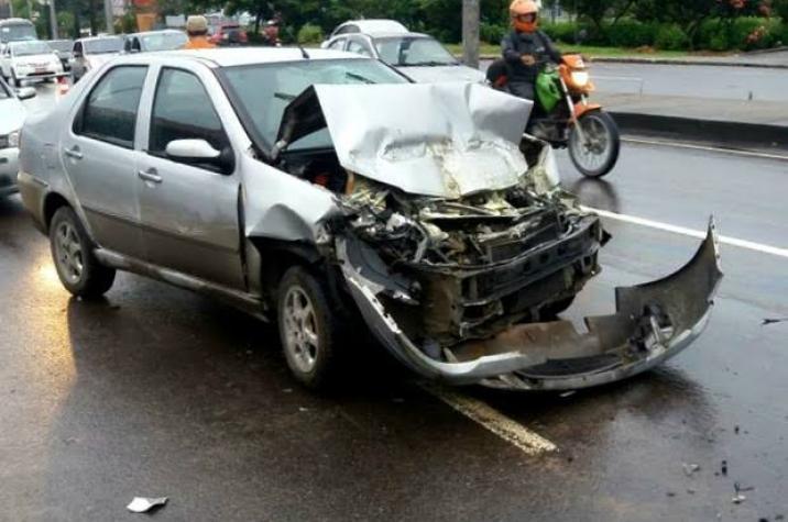 Até o momento, 30 acidentes de trânsito são registrados em Criciúma