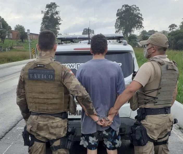 Em confronto com a Polícia Militar, três bandidos são mortos em Lages