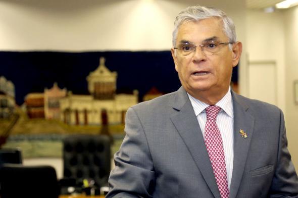 Eduardo Moreira deverá presidir o MDB de Criciúma
