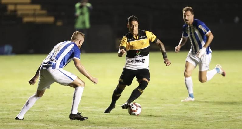Criciúma é rebaixado à Série B do Campeonato Catarinense