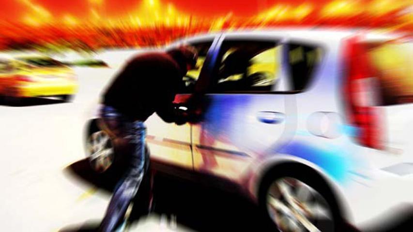 Veículo é furtado em Criciúma