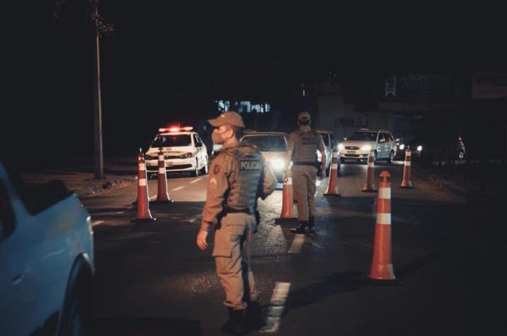 Criminoso de alta periculosidade é preso durante blitz em Criciúma