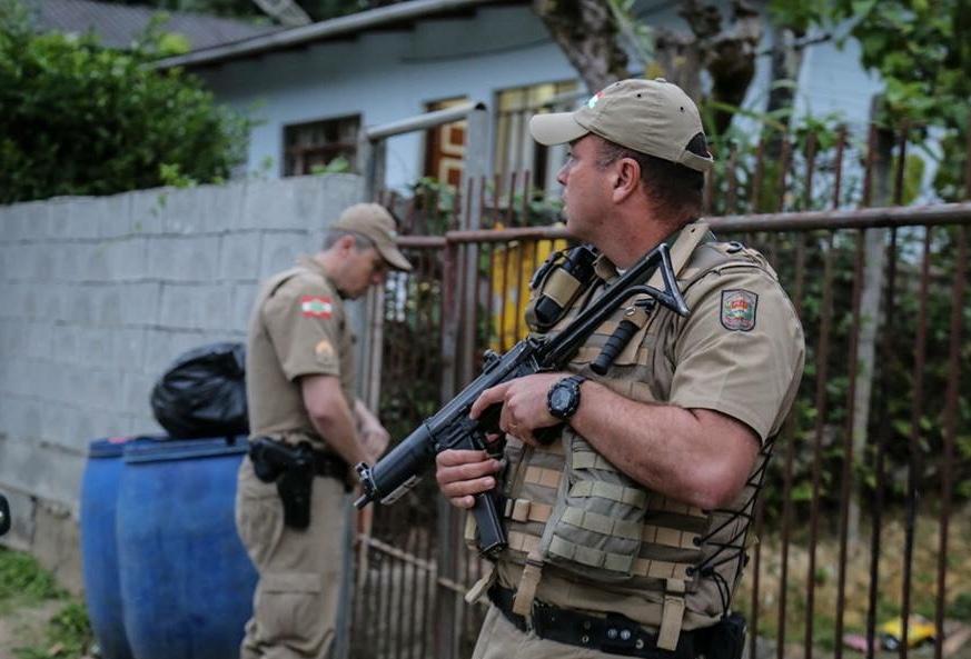 Estuprador e preso pela Polécia Militar