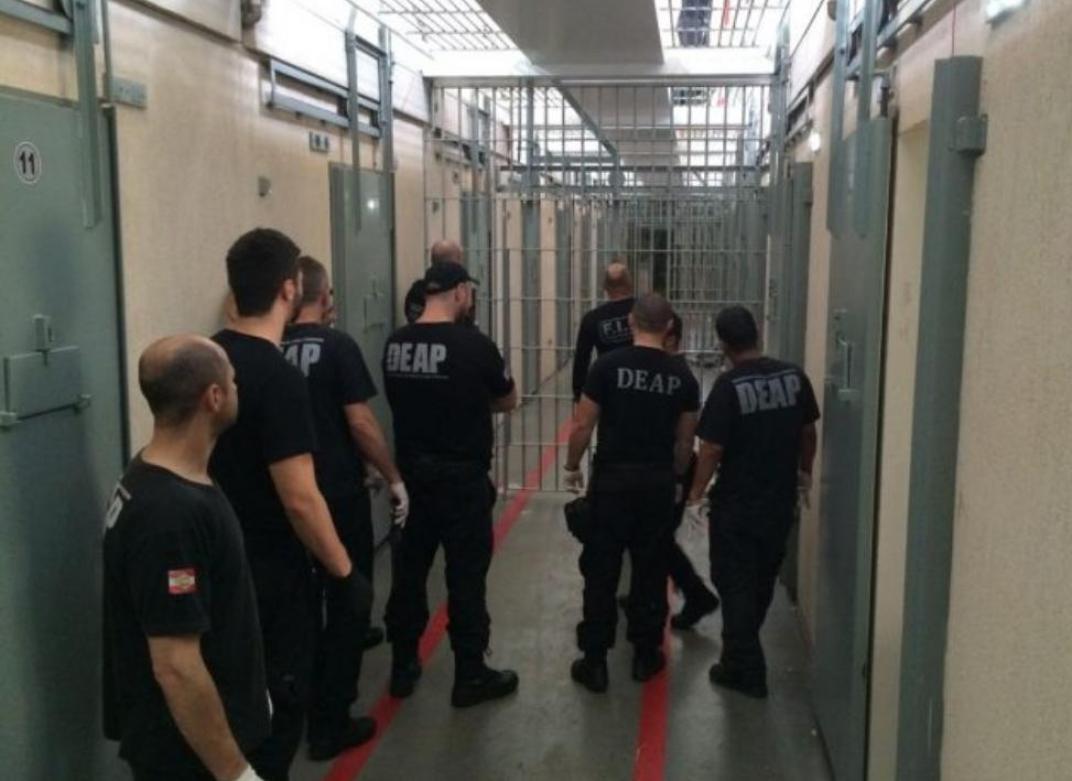 Detento é morto degolado no Presídio Santa Augusta em Criciúma