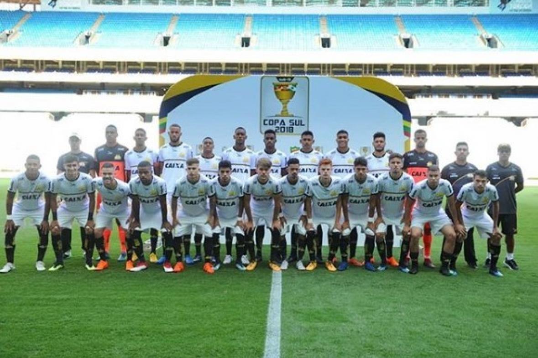 Criciúma é campeão da Copa Sul Sub-19