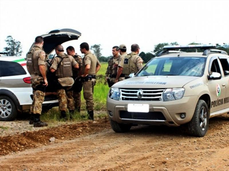 Mais um veículo é tomado de assalto em Criciúma