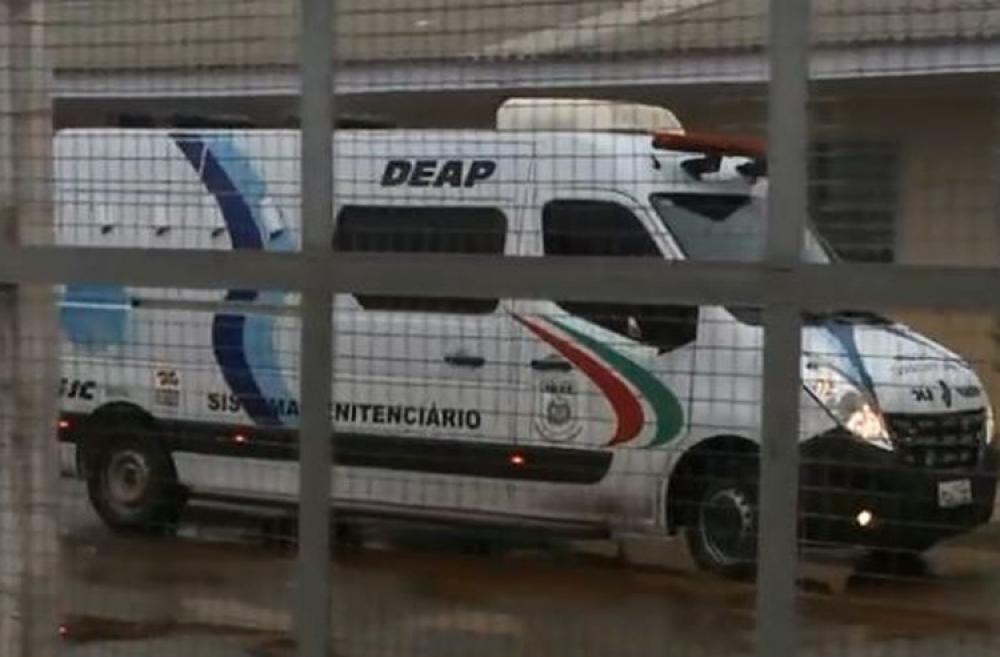 Diretor de penitenciária de Chapecó é exonerado após mulher ser flagrada dirigindo viatura sem CNH