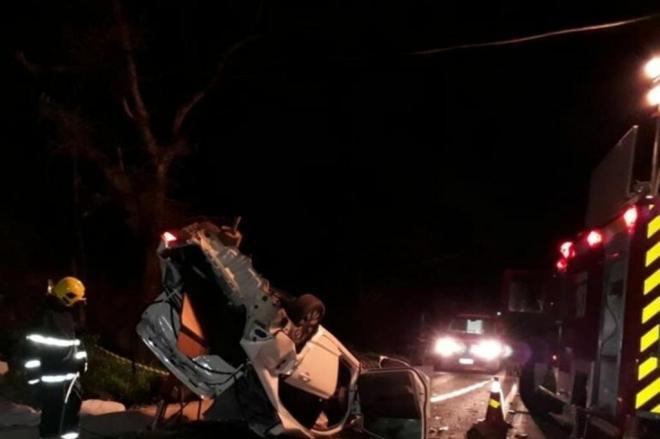 Rodovias catarinenses registram pelo menos oito mortes neste fim de semana