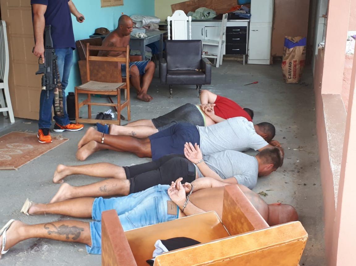 Polícia Civil prende assaltantes de banco em Araranguá