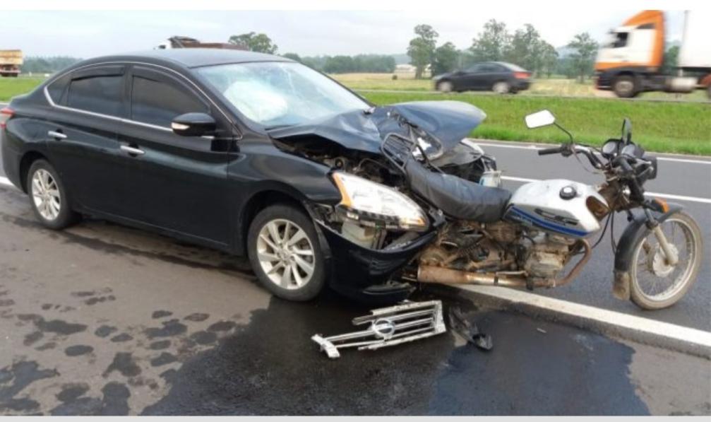 Jovem morre em acidente de trânsito próximo a Via Rápida