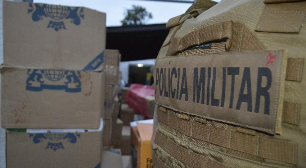 Adolescentes são apreendidos traficando em Criciúma