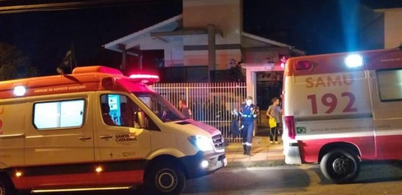 Bandido de 20 anos mata a própria mãe em Criciúma