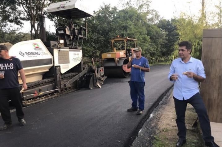 Prefeito de Criciúma fala sobre fundo eleitoral, recursos para cidade e segurança pública