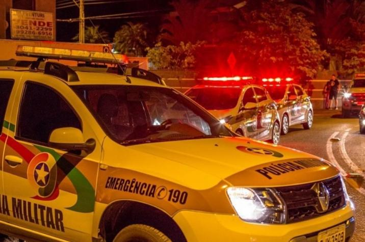 Assaltantes armados rendem vítima e roubaram veículo em Criciúma