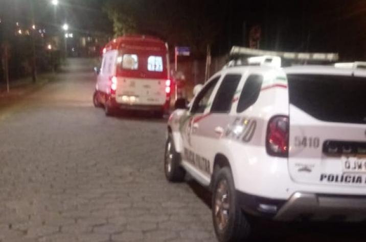 Criminosos armados roubam vítima no bairro Pio Corrêa em Criciúma