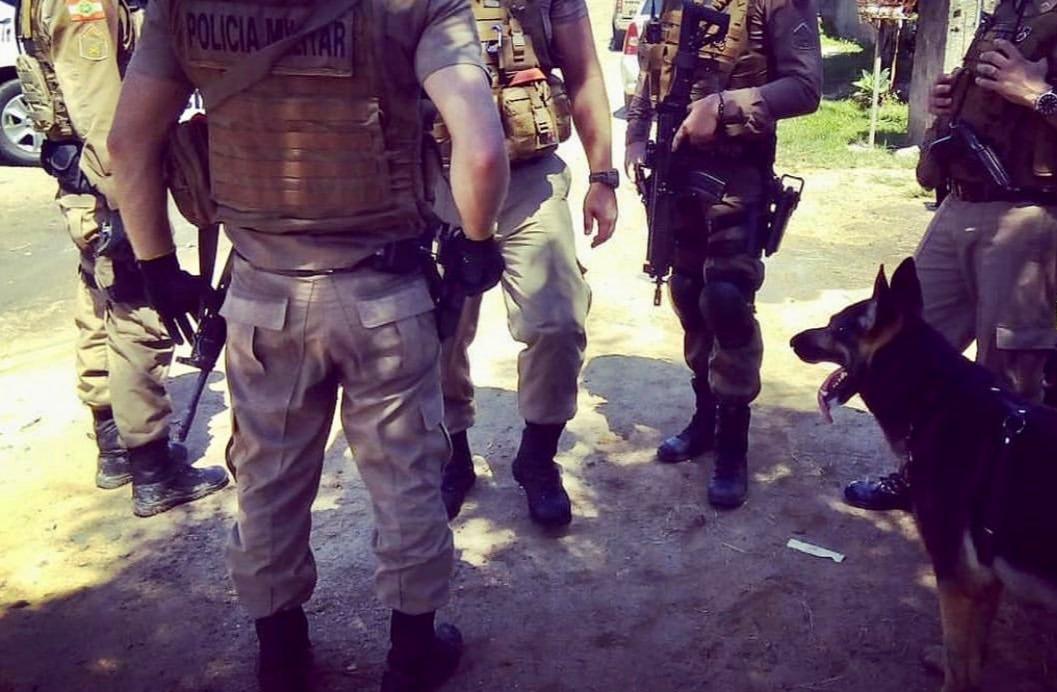 Mais um: três assaltos são registrados em Forquilhinha