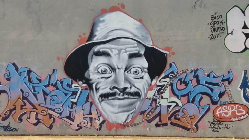 Em meio à pandemia, prefeitura de Criciúma gasta R$ 49 mil com tintas para grafite