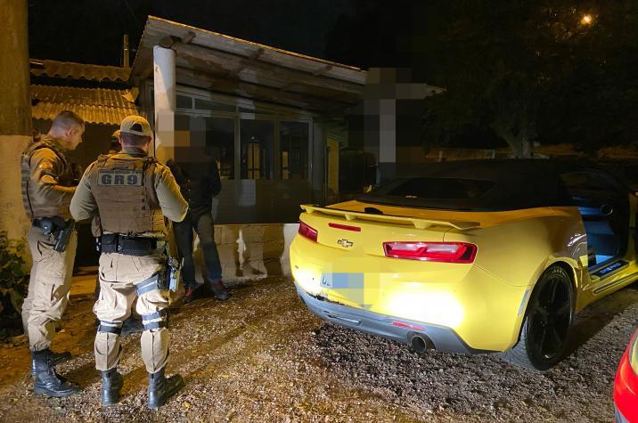 Após provocar acidente e fugir, empresário é preso em Criciúma