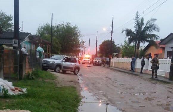 Homem é morto a tiros em Araranguá