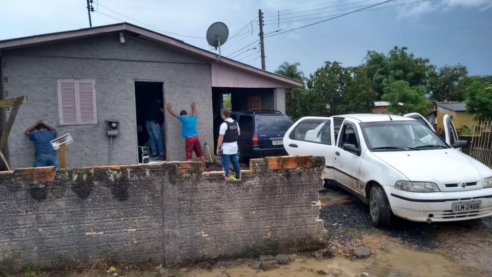 Polícia Civil recupera diversos produtos furtados em Criciúma
