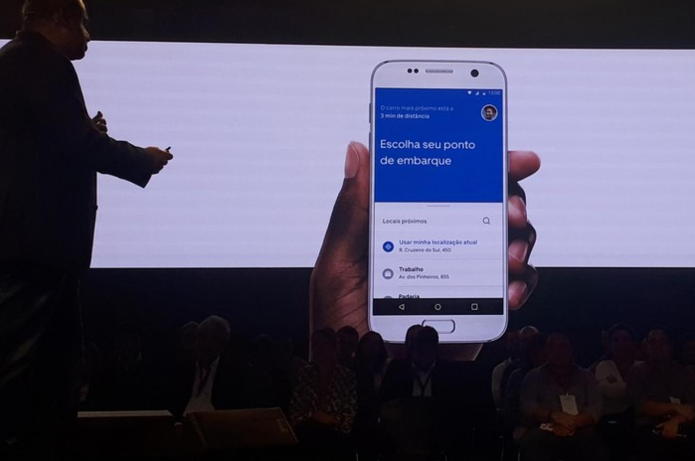 Uber anuncia app Lite e pagamento pré-pago no Brasil