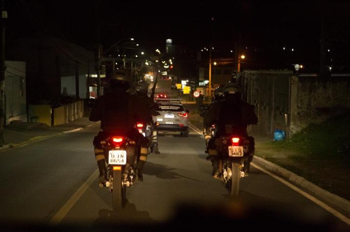 Assaltantes roubam a mesma moto duas vezes em pouco mais de 24h em Criciúma