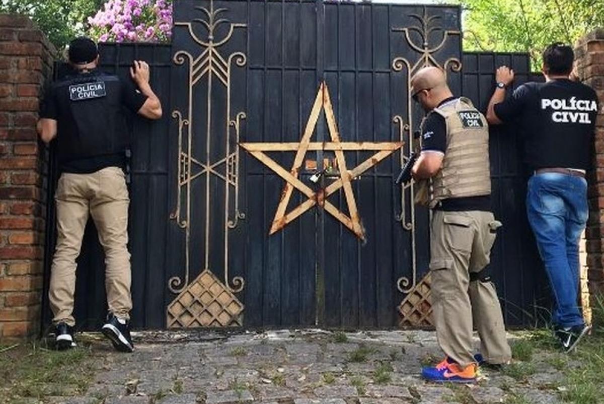 Boatos de sacrifício e ritual satânico envolvendo crianças em Criciúma é fake