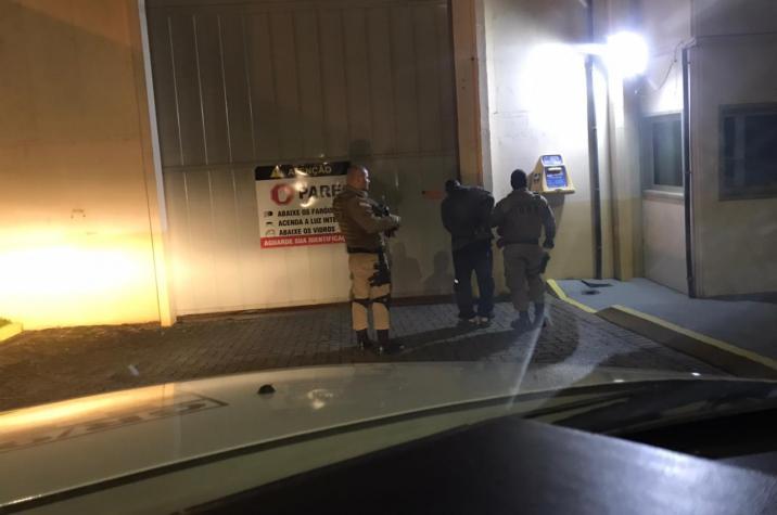 Procurado pela Justiça é preso próximo ao presídio Santa Augusta