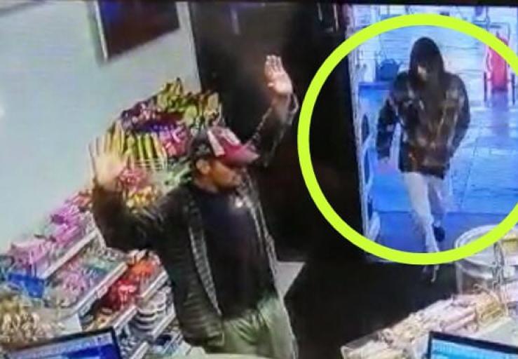 Frentista é alvejado na cabeça durante assalto
