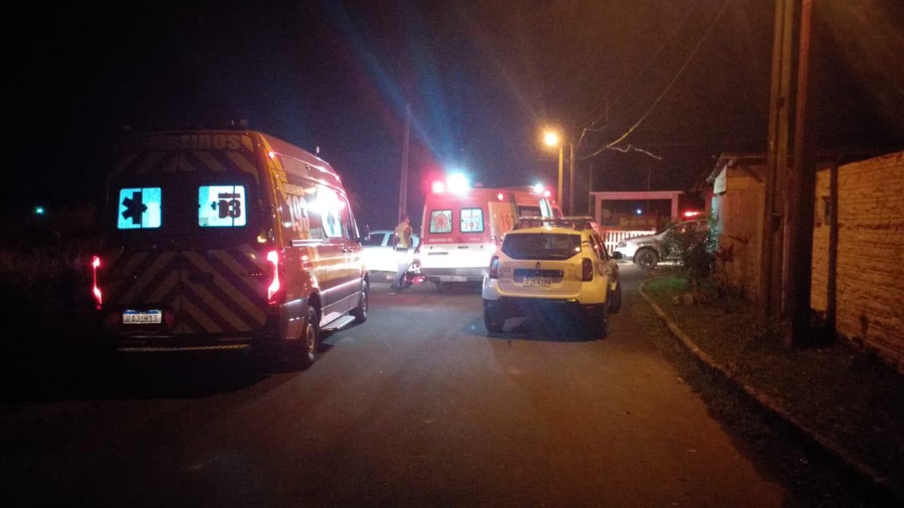Bandidos armados roubam veículo no bairro Pio Corrêa em Criciúma