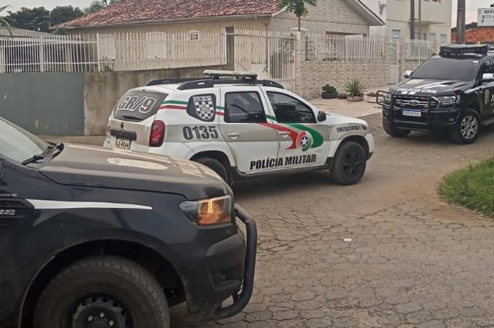 Assaltantes autores da morte de trabalhador em Morro da Fumaça são presos em Criciúma