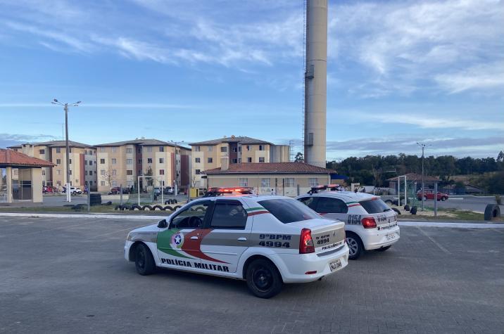 Moradores denunciam rotina de insegurança em condomínios do 'Minha Casa Minha Vida' em Criciúma