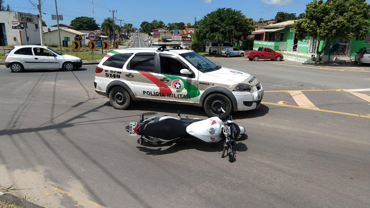 Bandido é preso após cometer assaltos em Criciúma