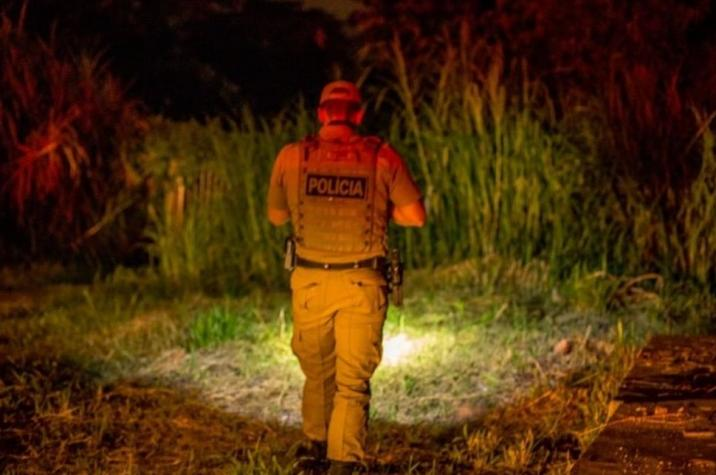Bandidos armados abordam vítima e roubam caminhonete em Criciúma