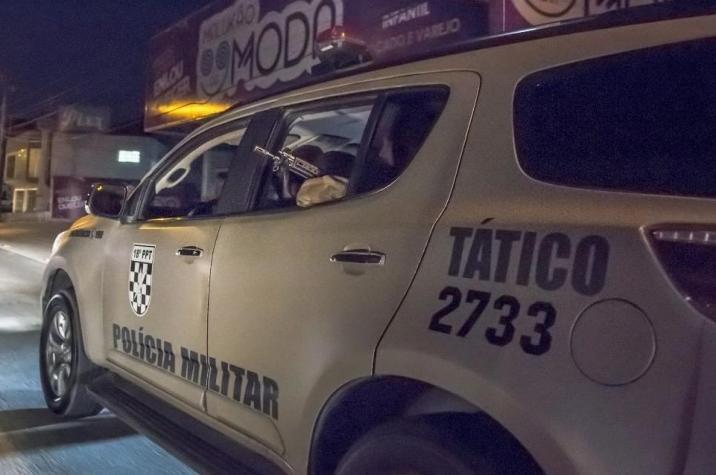 Bandidos armados roubam veículo no bairro Santa Luzia em Criciúma