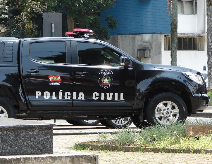Quadrilha armada rouba Evoque em Criciúma