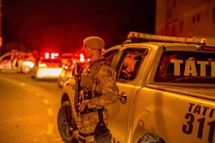 Em andamento: assaltantes armados rendem vítima e roubam caminhonete em Criciúma