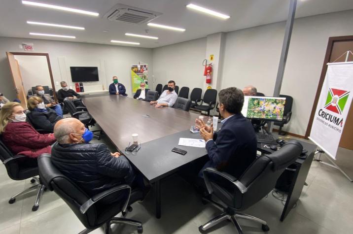 Transporte público retorna na próxima segunda-feira em Criciúma