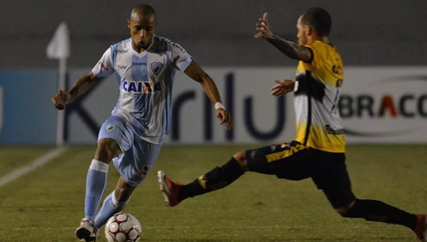 Criciúma perde para o Londrina