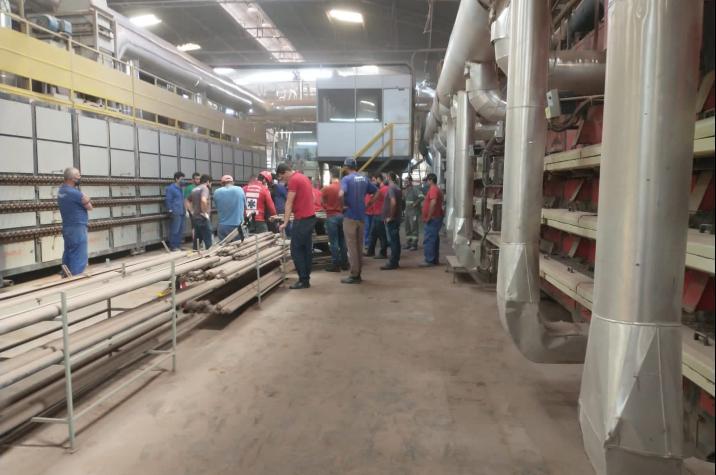 Trabalhador morre ao cair de telhado de empresa em Jaguaruna