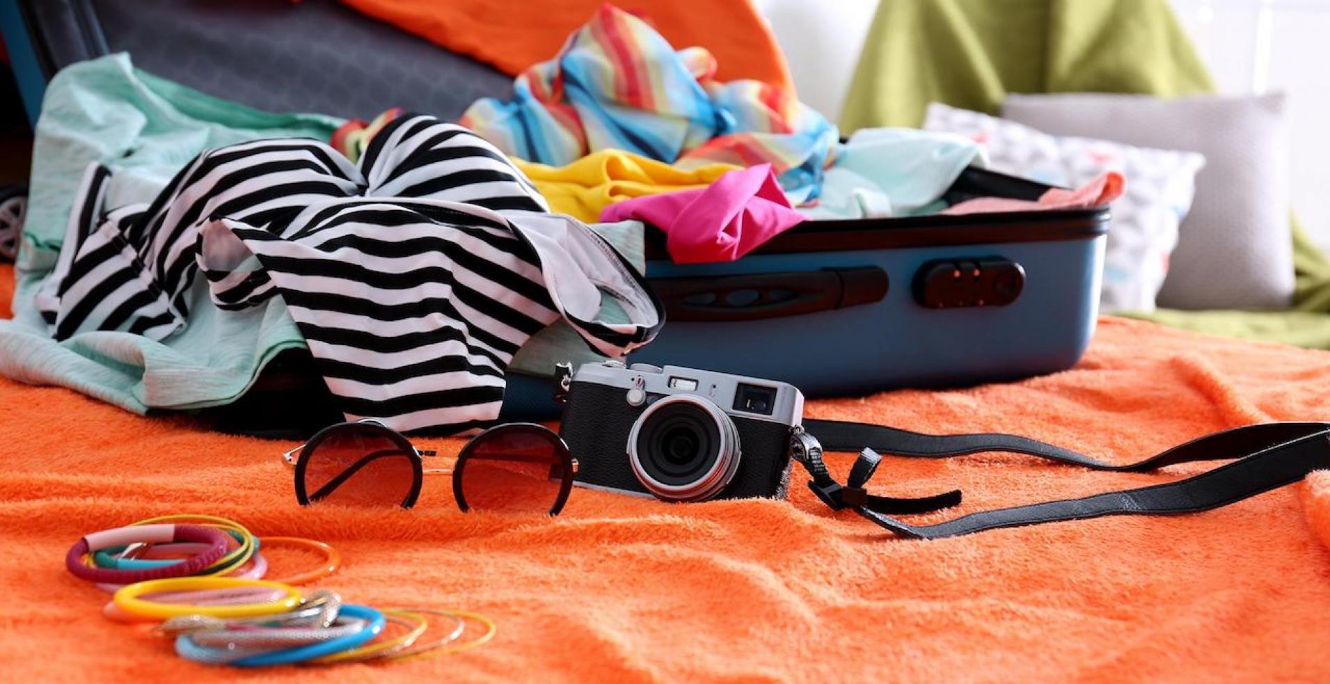 Arrumando a mala: Guia para a sua mala ideal