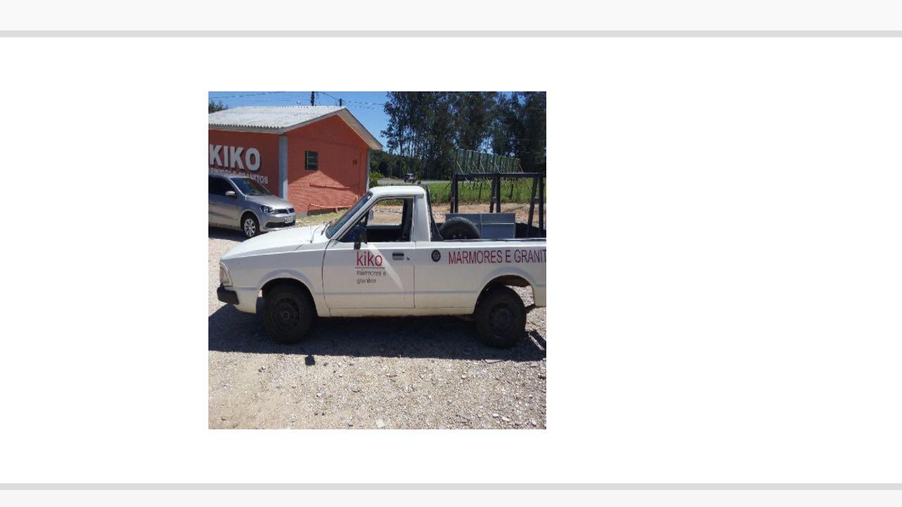 Veículo é furtado em Cocal do Sul