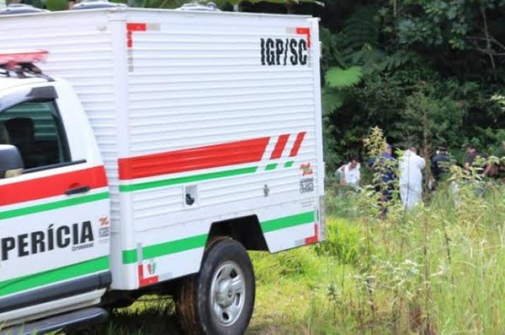 Motorista de Uber morador de Criciúma é encontrado morto em Içara