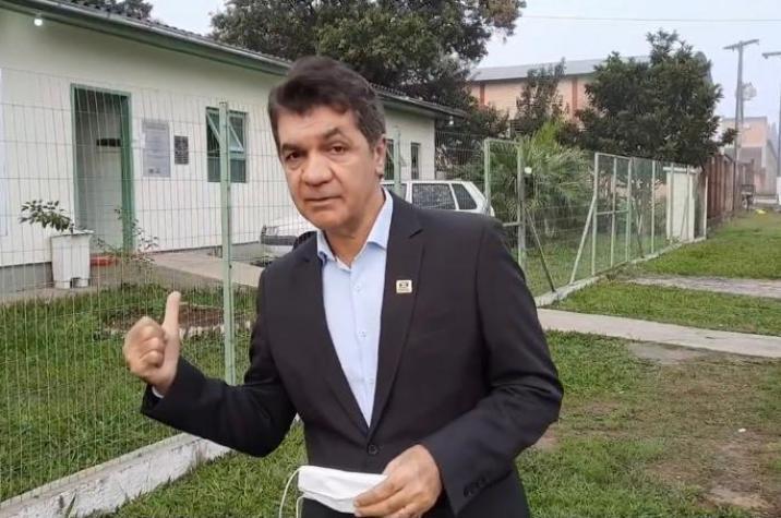 Salvaro diz que pessoas que estão na Casa de Passagem vão ter que trabalhar para continuar no local