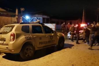 Homem é executado em Balneário Arroio do Silva