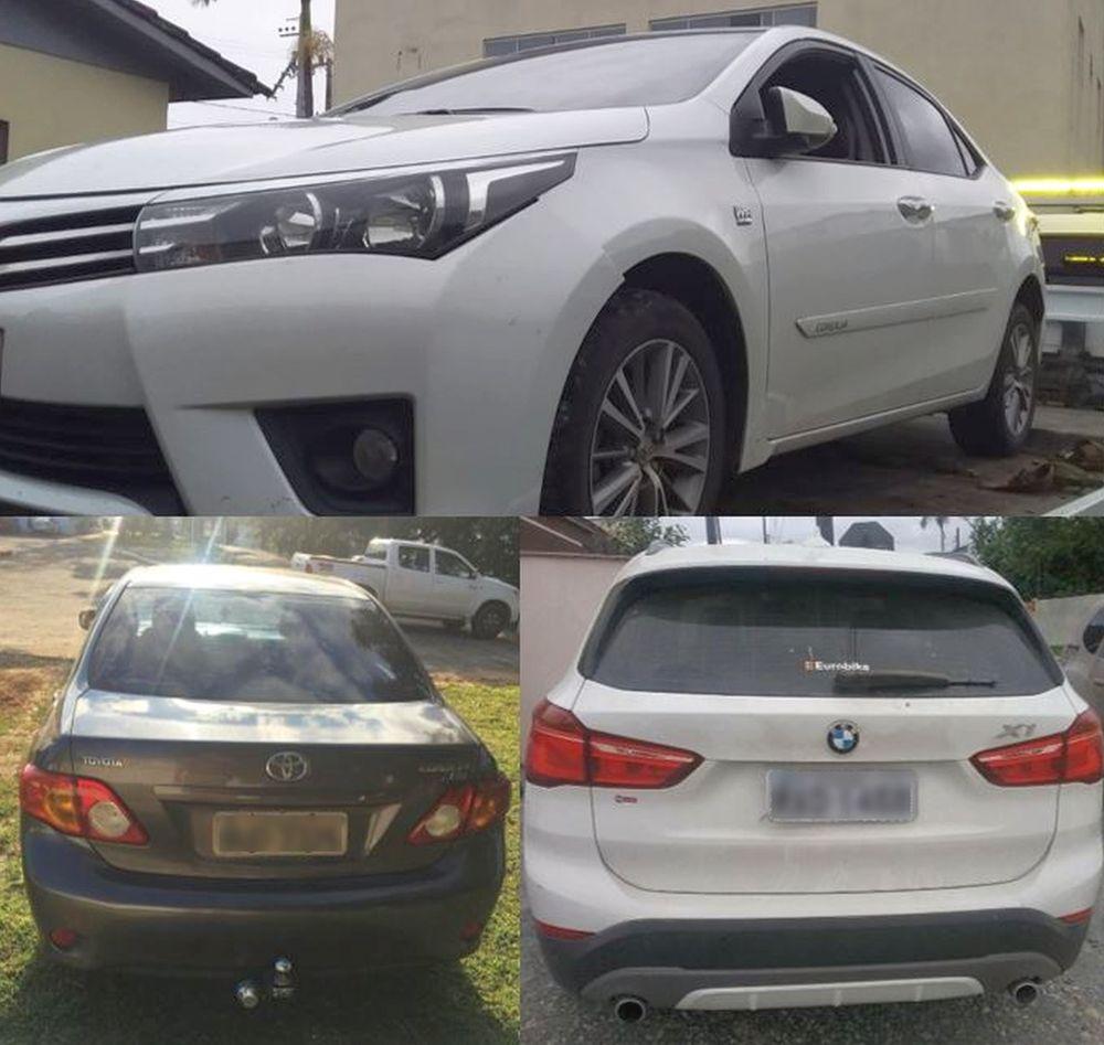 Polícia Civil desarticula grupo criminoso especializado em roubos de veículos em Criciúma